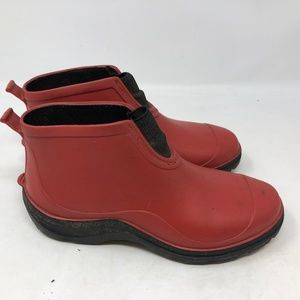 Sloggers Waterproof Rain And Garden Ankle Boots 7